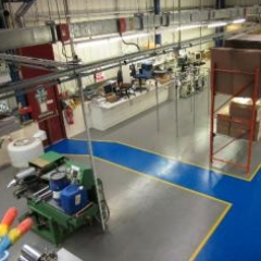Resin Factory Floor Coatings County Durham