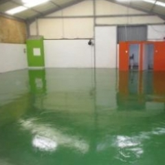 North East England Industrial Resin Floor Coatings