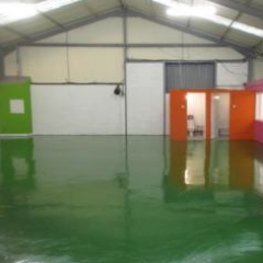 Solvent Free Resin Floor Coatings Stockton on Tees