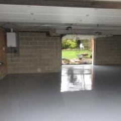 Epoxy Garage Flooring Heighington Village County Durham