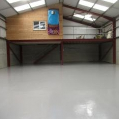 Garage Floor Painting Barnard Castle County Durham