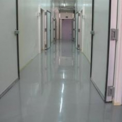 Flowable Epoxy Floor Screeding North East England