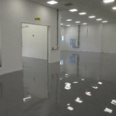 Industrial Epoxy Flooring Longbenton Tyne and Wear
