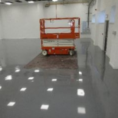 Industrial Resin Flooring Longbenton Tyne and Wear