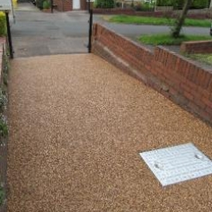 Resin paving Hexham Northumberland