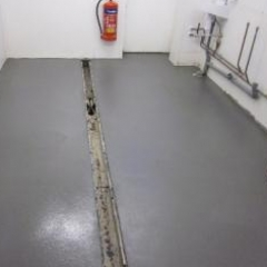 Food grade polyurethane flooring North East England