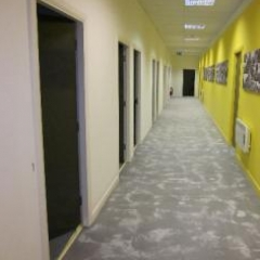 Commercial epoxy floor screed paint coatings North East