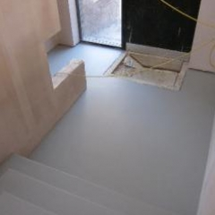 Seamless staircase structure Sunderland Tyne and Wear