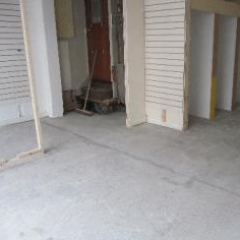 North East dust free concrete floor grinding