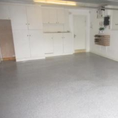 Decorative Fast Curing Garage Flooring Harewood Leeds