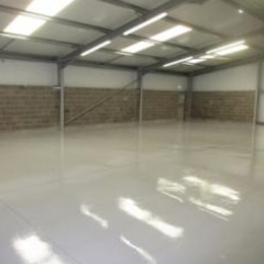 Resin Flooring North East England