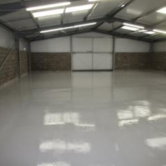 Solvent Free Epoxy Floor Coatings North East England