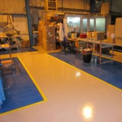 Industrial Resin Flooring Gateshead North East England