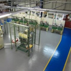 High Build Epoxy Flooring Sunderland Tyne and Wear