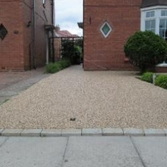 Resin driveways South Shields