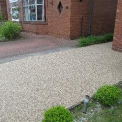 Resin bound surfacing South Tyneside