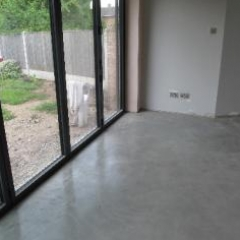 Decorative concrete floors Newcastle