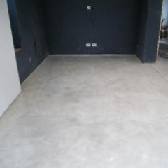 Domestic microscreed floors Newcastle Upon Tyne