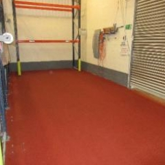 9mm Polyurethane floor screed Thirsk North Yorkshire