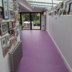 Liquid polyurethane screeds North East England