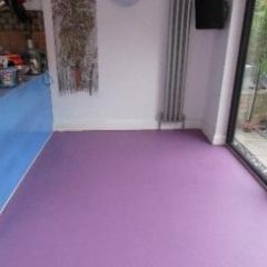 Barefoot Flooring seamless resin floors London
