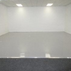 Garage Showroom Floors Middlesbrough North East England