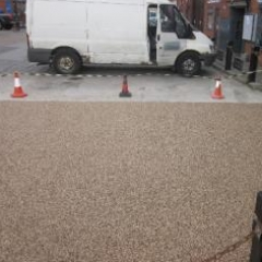 Resin flooring Bridlington North Humberside