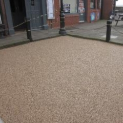 Resin bound aggregates Bridlington North Humberside