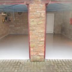 Domestic Garage Flooring Gamblesby Penrith Cumbria