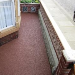 North Tyneside Resin Exteriors Gravel Floor Screeds