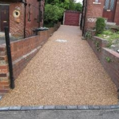 North Tyneside Resin Bound Exteriors Resin Driveways