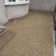 Seamless Resin Bound Gravel Fulwell Sunderland