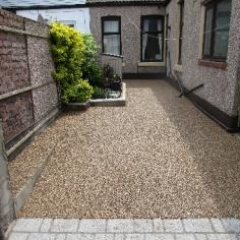 Resin Bound Driveway Sunderland Tyne and Wear