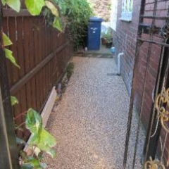 Residential Paving Sunderland North East England