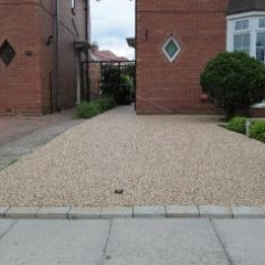 Resin Bound Driveways in Sunderland Tyne and Wear