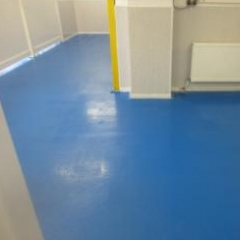 Epoxy Dog Day Centre Flooring Hebburn Tyne and Wear