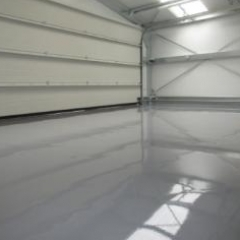 Epoxy Car Workshop Flooring Crayke North Yorkshire
