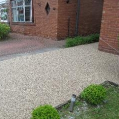 Resin Bound Surfacing in Sunderland Tyne and Wear