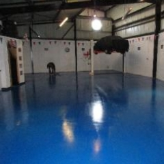 North East England Resin Floor Painters County Durham