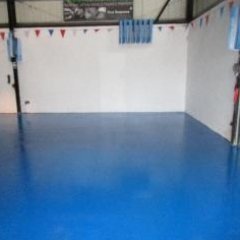 North East England Epoxy Floor Paints County Durham
