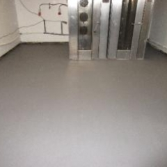 Food Industry Polyurethane Flooring North East England