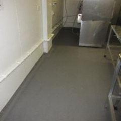 Heavy Duty Food Industry Flooring North East England