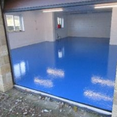 North East England Garage Floor Painters