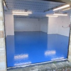 North East England Epoxy Garage Floor Coatings