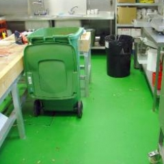 Specialist Industrial Kitchen Floors North East England