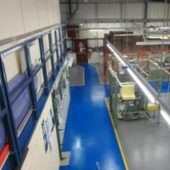 Epoxy resin flooring Durham County Durham