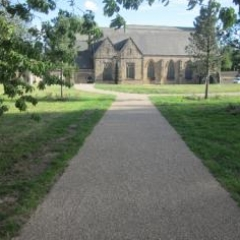 Exterior Resin Flooring Sunderland North East England