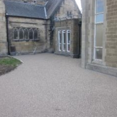 Resin Bonded Surfacing in Sunderland Tyne and Wear