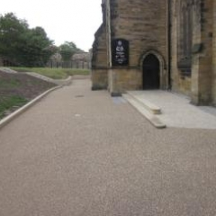 North Tyneside Resin Exteriors Gravel Surface Coatings