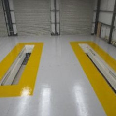 Resin Flooring Middlesbrough North East England